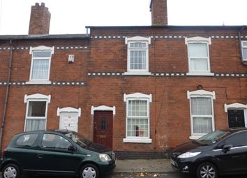 Thumbnail 2 bedroom terraced house for sale in Cannon Street, Walsall