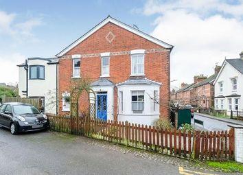 3 bed end terrace house for sale in Houselands Road, Tonbridge, Kent TN9