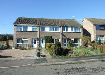Thumbnail 3 bed terraced house to rent in Swan Close, St. Ives, Huntingdon