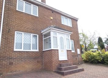 Thumbnail 3 bed semi-detached house to rent in Laxford, Birtley, Chester Le Street