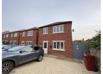 Thumbnail 3 bed detached house to rent in Laburnum Close, Worksop
