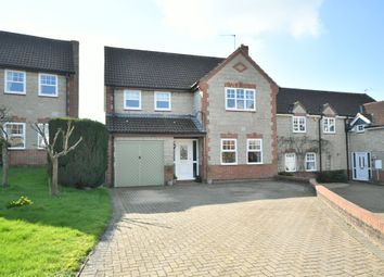 Thumbnail 4 bed detached house for sale in Valley View, Calne