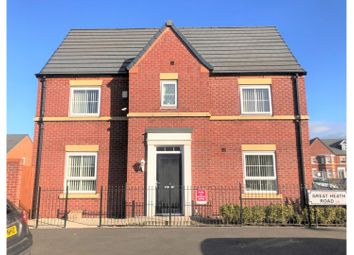 Thumbnail 3 bed end terrace house for sale in Great Heath Road, Liverpool