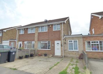 Thumbnail 4 bed semi-detached house for sale in Lee On The Solent, Hampshire, .