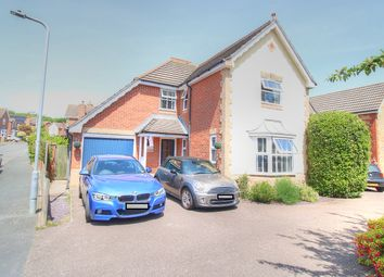 Thumbnail 4 bed detached house for sale in Beechfield Close, Stone Cross, Pevensey