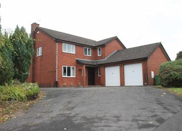 Thumbnail 4 bed detached house for sale in Coombs Road, Coleford