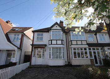 Thumbnail 3 bed end terrace house for sale in Stanhope Grove, Beckenham, Kent