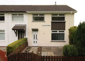 Thumbnail 3 bed terraced house for sale in Catalina Gardens, Comber, Newtownards