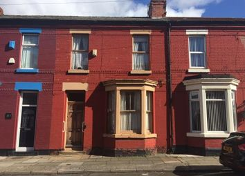 Thumbnail 3 bed terraced house for sale in 11 St. Agnes Road, Kirkdale, Liverpool