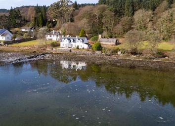 Thumbnail 4 bed detached house for sale in The Old Manse, Lochgair, Lochgilphead, Argyll And Bute