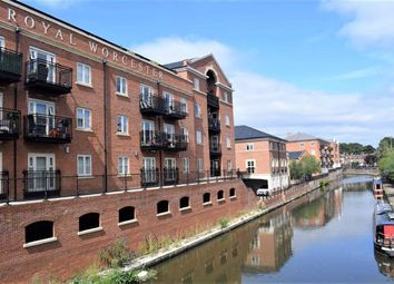 Thumbnail 2 bed flat for sale in Mill Street, Diglis, Worcester