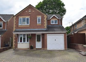 Thumbnail 3 bed detached house for sale in Yokecliffe Drive, Wirksworth, Derbyshire