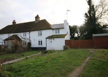 Thumbnail 3 bed semi-detached house to rent in The Street, Adisham, Canterbury.