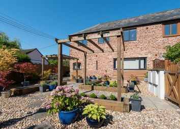 Thumbnail 2 bed barn conversion for sale in Hunsdon Manor Gardens, Weston-Under-Penyard, Ross-On-Wye