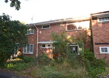Thumbnail 3 bed terraced house for sale in Dickson Park, Wickham, Fareham