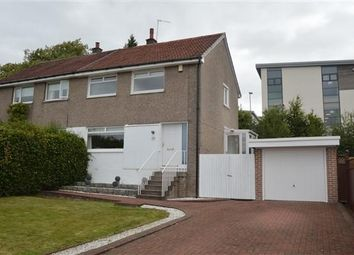 Thumbnail 3 bed semi-detached house for sale in Burnside Avenue, Kirkintilloch, Glasgow
