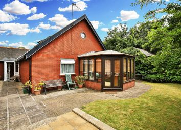 Thumbnail 3 bed detached bungalow for sale in Station Road West, Wenvoe, Cardiff