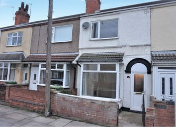 Thumbnail 3 bed terraced house for sale in St. Heliers Road, Cleethorpes
