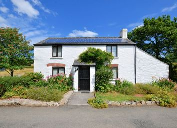 Thumbnail 2 bed cottage for sale in Moorshop, Tavistock