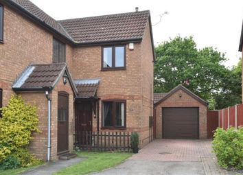 Thumbnail 2 bedroom semi-detached house for sale in Goodrington Road, Oakwood, Derby, Derbyshire