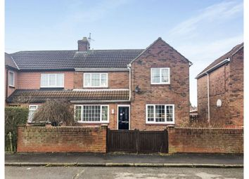 3 bed semi-detached house for sale in Wheatley Terrace, Durham DH6