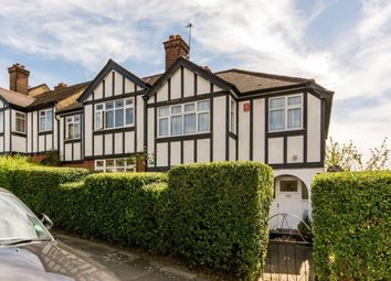 Thumbnail 3 bed semi-detached house to rent in The Crescent, London