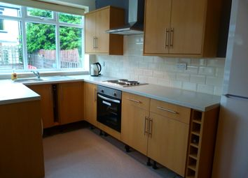 Thumbnail 4 bed terraced house to rent in Warwick Street, Sheffield