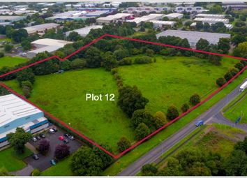 Thumbnail Land for sale in Hortonwood 40, Telford