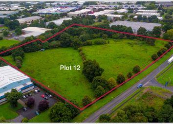 Thumbnail Land for sale in Hortonwood 40, Telford
