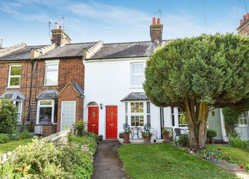 Thumbnail 2 bedroom terraced house for sale in Kent Place, Hitchin