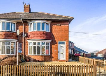 Thumbnail 2 bed semi-detached house for sale in Beverley Terrace, Consett