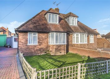 Thumbnail 2 bed semi-detached bungalow for sale in Heather Way, Stanmore, Middlesex