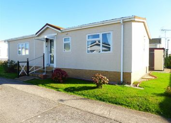 Thumbnail 2 bed mobile/park home for sale in Hook Street, Berkeley