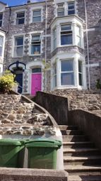 Thumbnail 8 bed terraced house to rent in Houndiscombe Road, Mutley, Plymouth