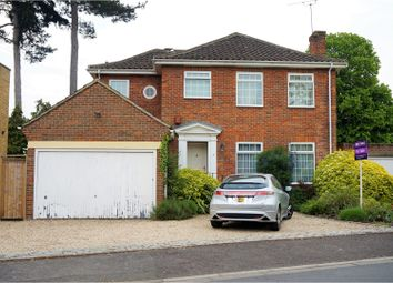 Thumbnail 4 bedroom detached house for sale in The Farthingales, Maidenhead