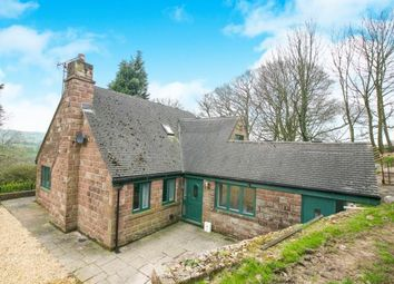 Thumbnail 3 bedroom detached house for sale in Rushton Spencer, Macclesfield, Staffordshire