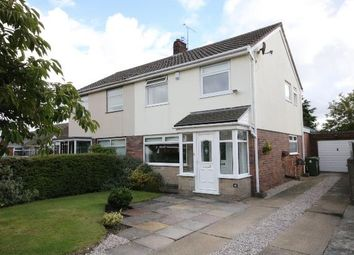 Thumbnail 3 bed semi-detached house for sale in St Peters Avenue, Formby, Liverpool