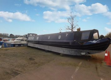 Thumbnail 2 bed houseboat for sale in Priory Marina, Bedford