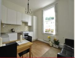 Thumbnail 1 bed flat to rent in First Floor Flat, Bath, Banes