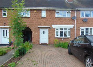 Thumbnail 3 bedroom terraced house to rent in Kelverdale Grove, Kings Heath, Birmingham