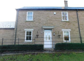 Thumbnail 4 bed semi-detached house for sale in Salisbury Close, Fairfield, Hitchin, Herts