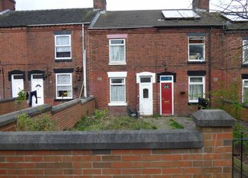 Thumbnail 2 bed terraced house for sale in William Terrace, Fegg Hayes, Stoke-On-Trent