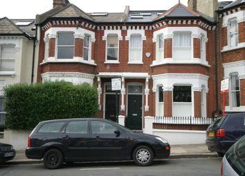 Thumbnail 2 bed flat for sale in Kelmscott Road, Clapham, London