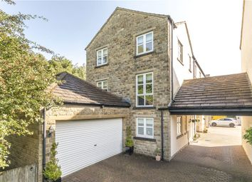 Thumbnail 3 bed end terrace house for sale in The Spinning Mill, Springhead Road, Oakworth, Keighley