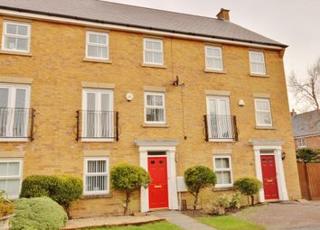 Thumbnail 4 bedroom town house for sale in Clos Yr Erw, Penarth