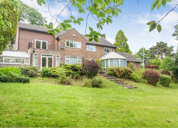 Thumbnail 4 bed detached house for sale in Hill Road North, Helsby