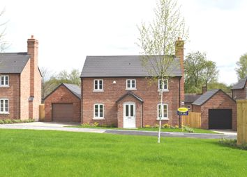 Thumbnail 4 bed detached house for sale in 6 William Ball Drive, Horsehay, Telford, Shropshire