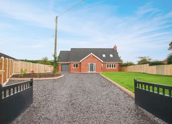 Thumbnail 4 bed detached house for sale in Wood Lane, Hinstock, Market Drayton