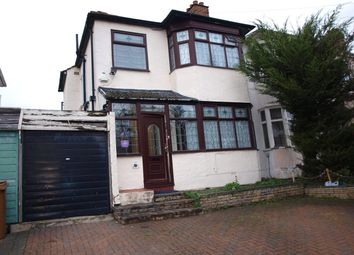 Thumbnail 3 bed end terrace house for sale in Tiverton Road, Edgware