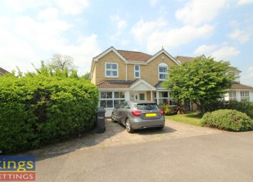 Thumbnail 5 bed detached house to rent in Norwood Road, Cheshunt, Waltham Cross